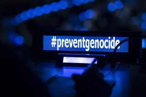 UN Photo/Evan Schneider - 70th Anniversary of the Convention on the Prevention and Punishment of the Crime of Genocide.